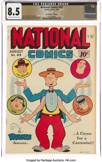 National Comics #49