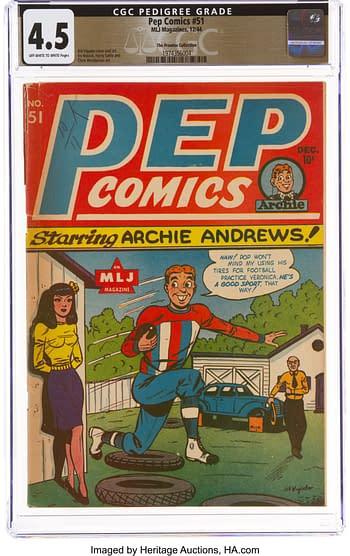 Pep Comics #51