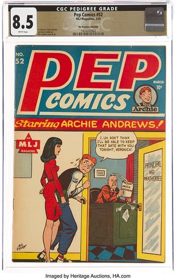Pep Comics #52