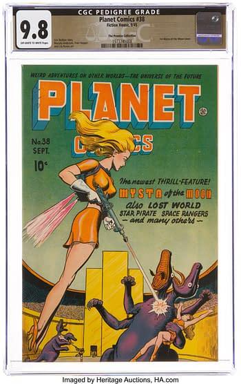 Planet Comics #38