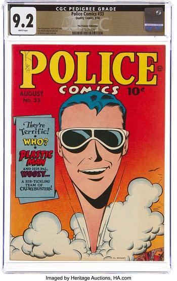 Police Comics #33