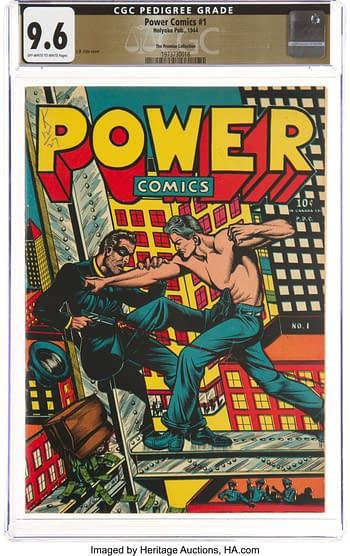 Power Comics #1