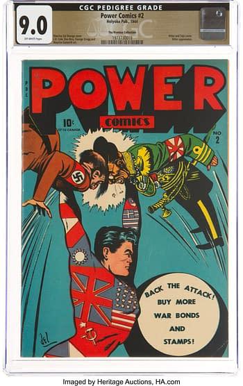 Power Comics #2