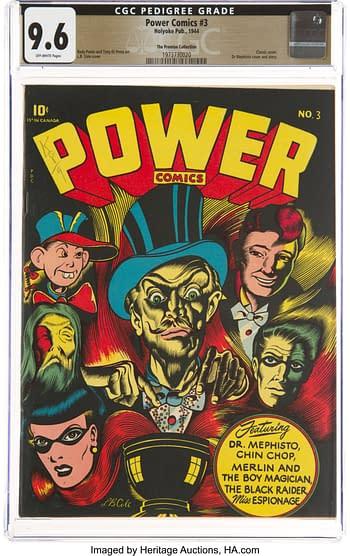 Power Comics #3