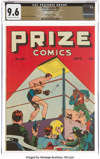 Prize Comics #45