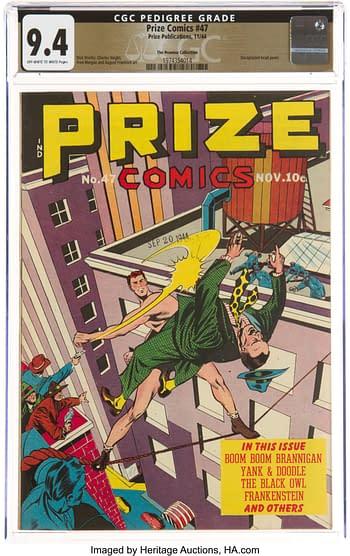 Prize Comics #47