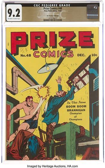 Prize Comics #48