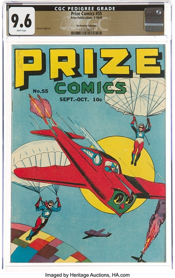 Prize Comics #55