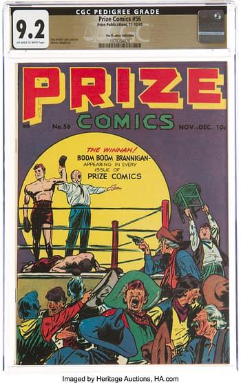 Prize Comics #56