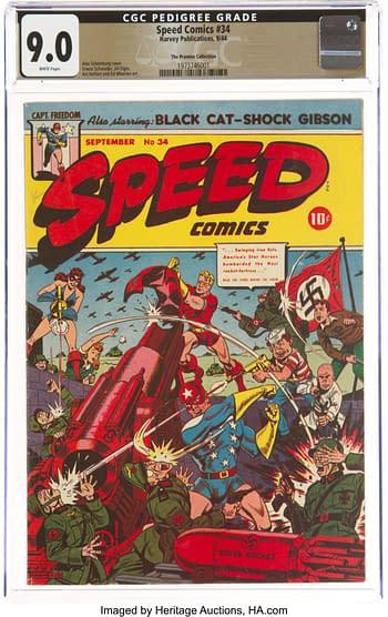 Speed Comics #34