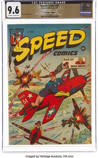 Speed Comics #36