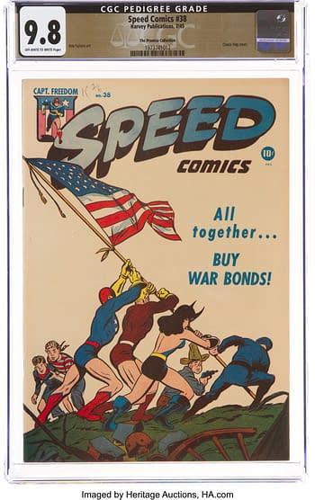 Speed Comics #38