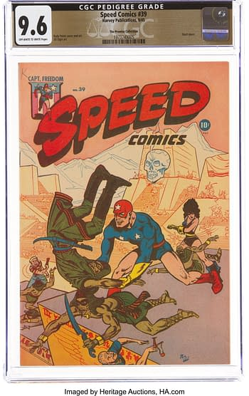Speed Comics #39