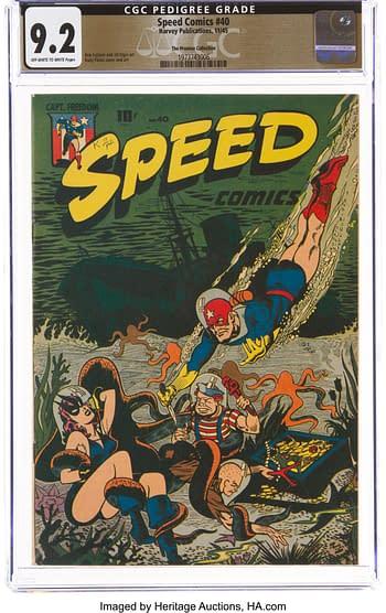 Speed Comics #40