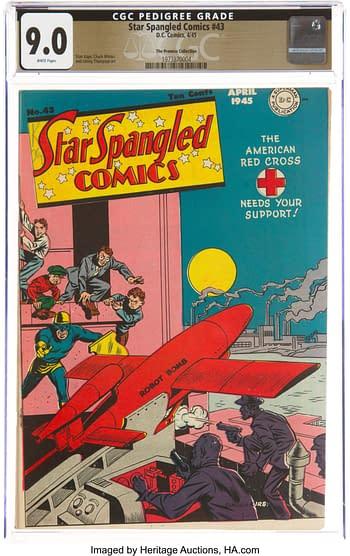 Star Spangled Comics #43