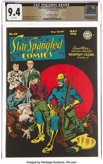 Star Spangled Comics #44