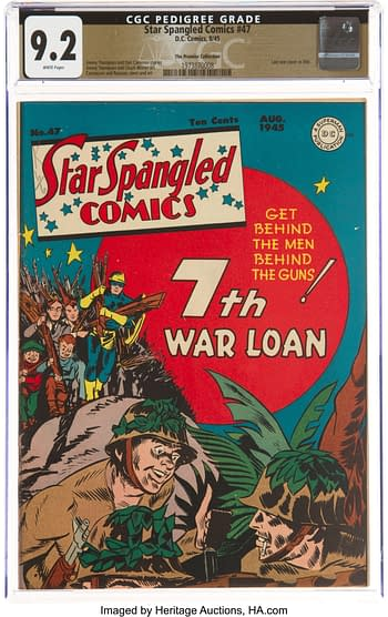 Star Spangled Comics #47