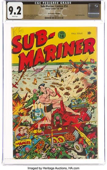 Sub-Mariner Comics #14