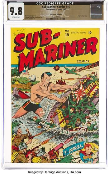 Sub-Mariner Comics #16