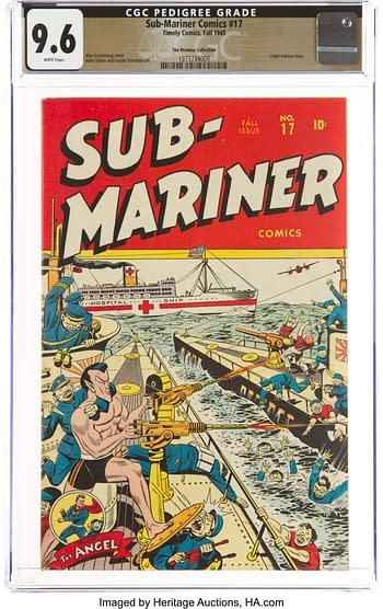 Sub-Mariner Comics #17