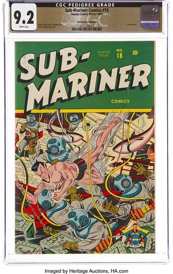 Sub-Mariner Comics #18