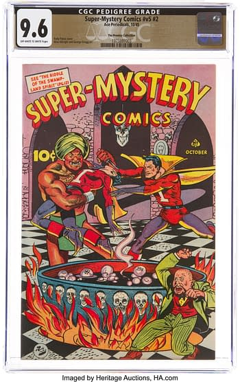 Super-Mystery Comics V5#2