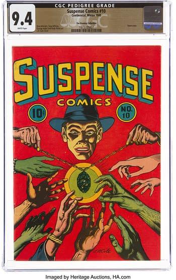 Suspense Comics #10