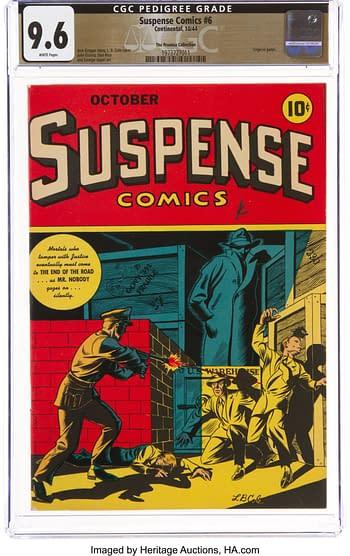 Suspense Comics #6