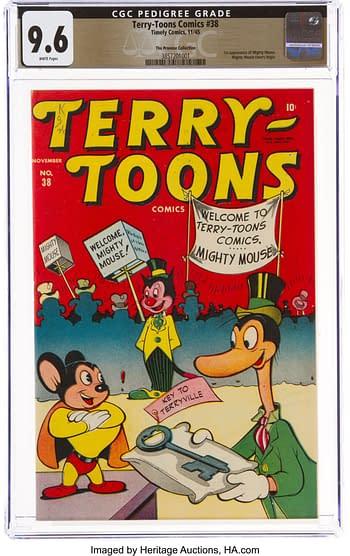 Terry-Toons Comics #38
