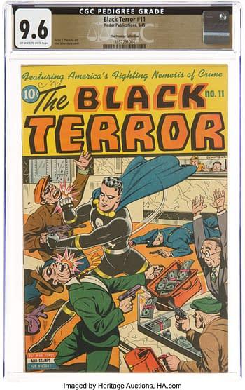 The Black Terror #11
