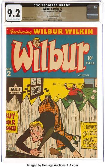 Wilbur Comics #2