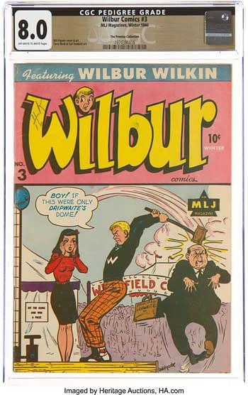Wilbur Comics #3