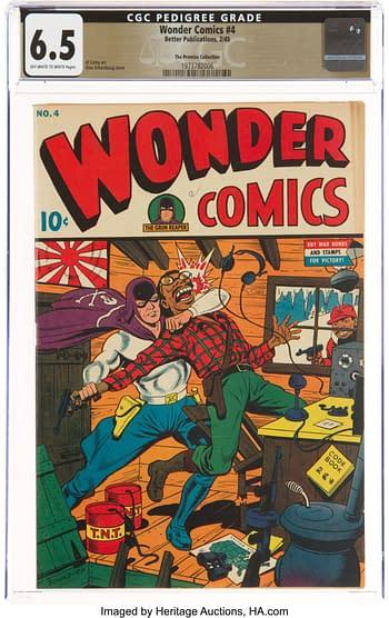 Wonder Comics #4