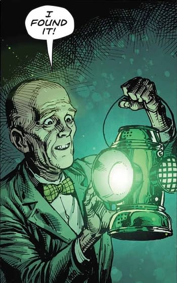 The Future of Doomsday Clock – and the Past of The Justice Society of America? Spoilers)