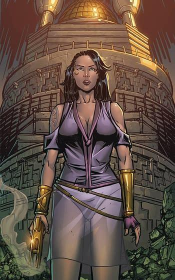Arkworld #1 Cover A