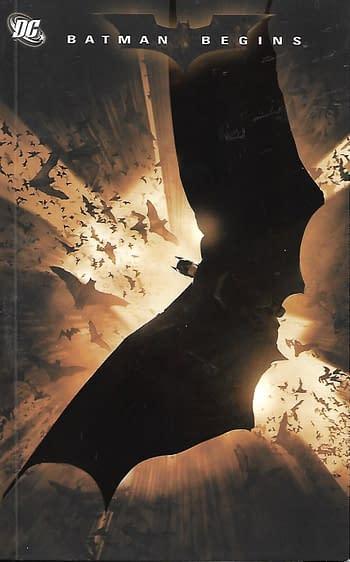 Batman Begins Special DVD Issue #1 The Dark Knight