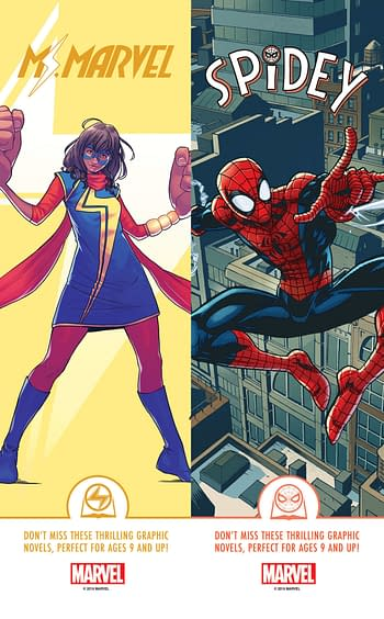 Marvel to Run Mother's Day and Father's Day Promotions im 2019