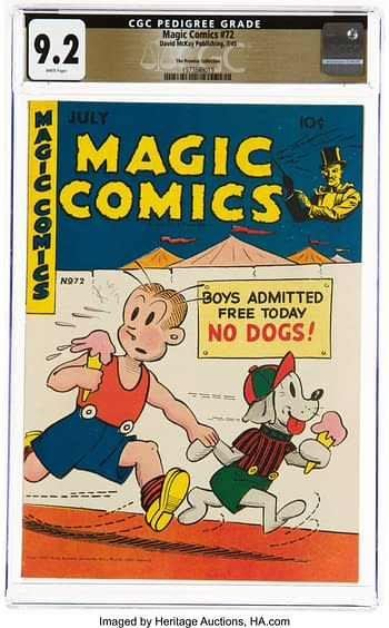 Magic Comics #72