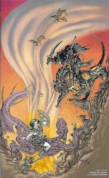 Finding Michael Kaluta in DC Comics' Target-Exclusive Primal Age