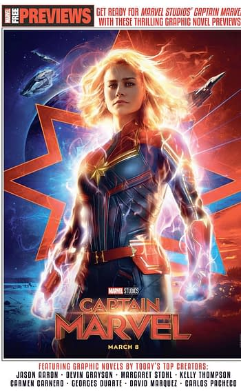 Comic Book Store In Your Future – Captain Marvel is Another Opportunity Missed