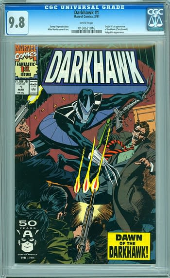 Who Created Marvel's Darkhawk ... And Why.