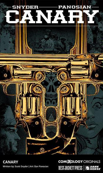 Scott Snyder's Best Jackett Press