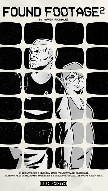 Cover image for FOUND FOOTAGE GN VOL 02 (MR)