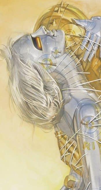 Cover image for HEAVY METAL #312 CVR A SORAYAMA (MR)