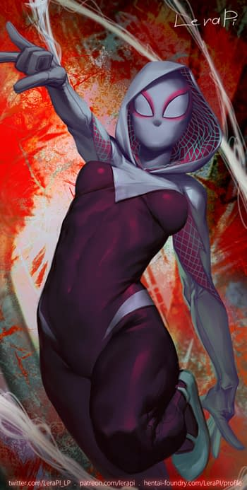Separated At Birth: Spider-Gwen and Queens Studios