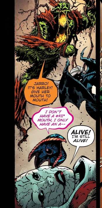 What's Up With Poison Ivy and Harley Quinn Today? (Spoilers)