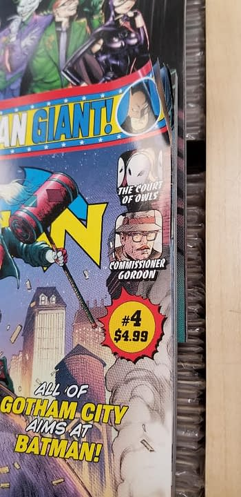 Diamond Boxes Arrive at Comic Stores, With Stickers and Letter