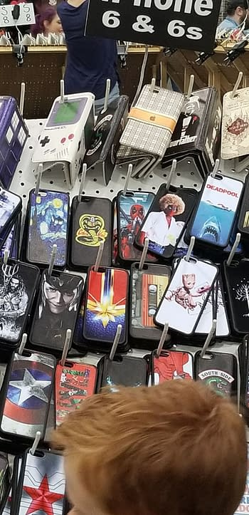 The Deadpool Bootleggers at Rose City Comic Con