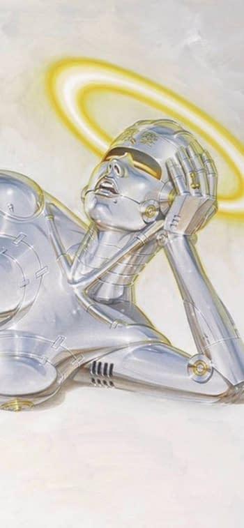 Cover image for HEAVY METAL #312 CVR B TBD (MR)