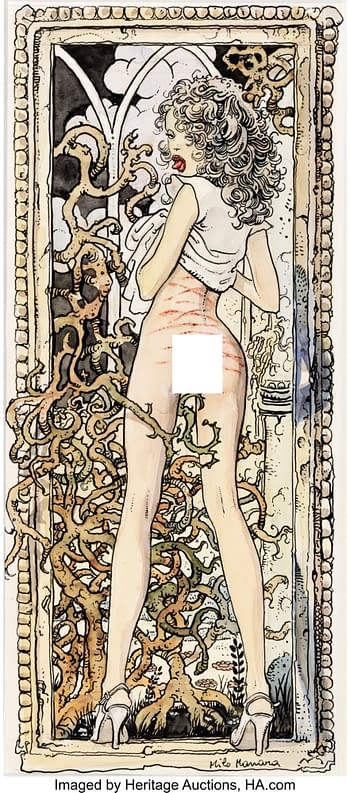 What Makes One Milo Manara Page 16 Times More Valuable Than Another?